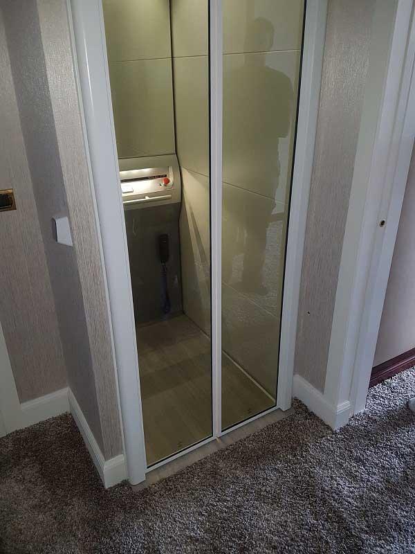 Un ascenseur handicapé domicile