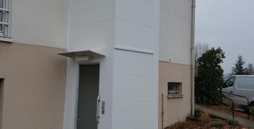 Ascenseur privatif extérieur Aritco 7000 - Est Parisien