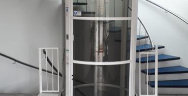 Ascenseur PVE 52 - Suisse