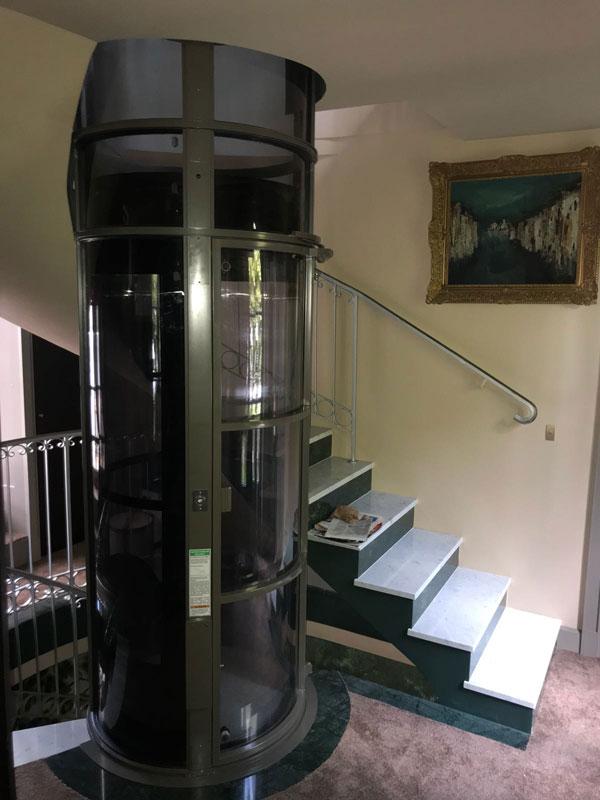Ascenseur pneumatique pour améliorer votre confort