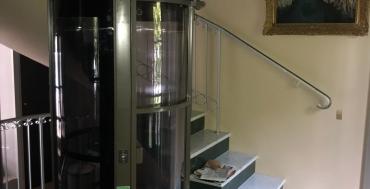 Ascenseur cylindrique PVE 37 - Ouest Francilien