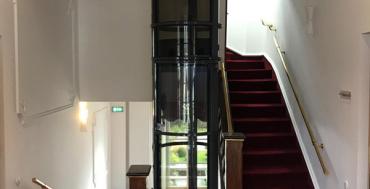 Ascenseur PVE 30 - Pontorson