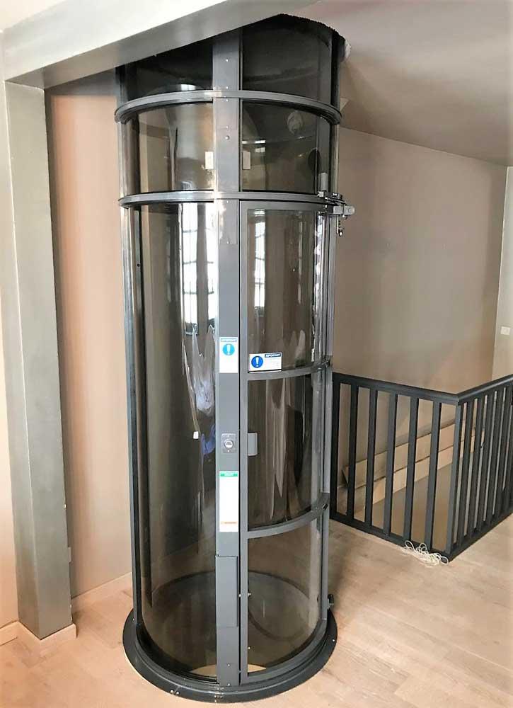 Un ascenseur pour maison particulière PVE 37