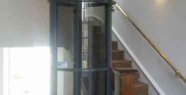Ascenseur cylindrique PVE 37 - Bretagne