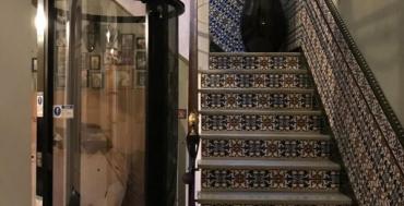 Un ascenseur adapté aux fauteuils roulants idéal pour votre habitation