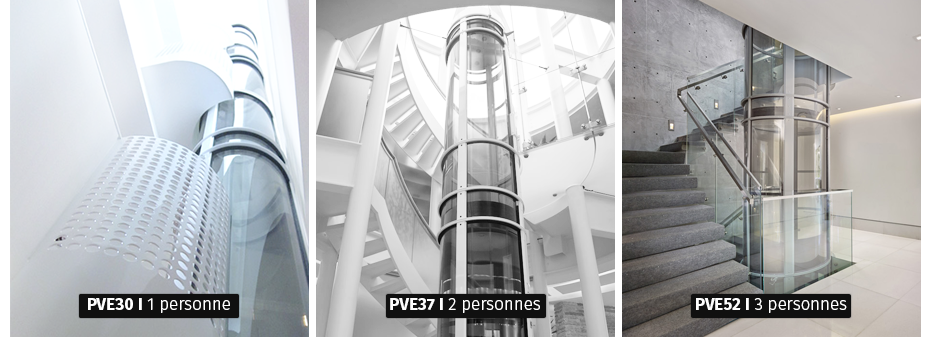 Ascenseurs circulaires